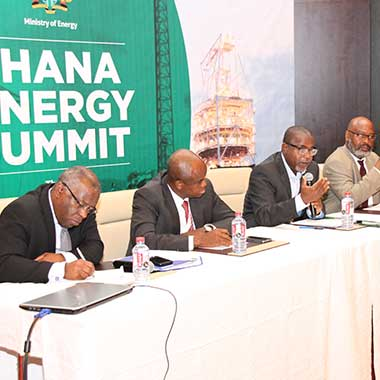 Ghana Energy Summit 2019 Panel Discussions