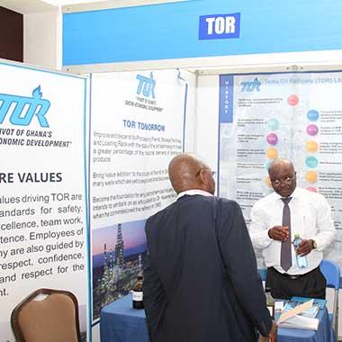 Ghana Energy Summit 2019 Exhibition